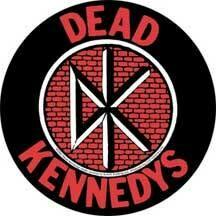 Dead Kennedys Bricks Sticker