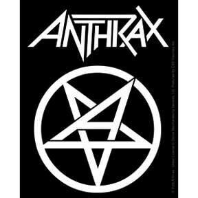 Anthrax Sticker