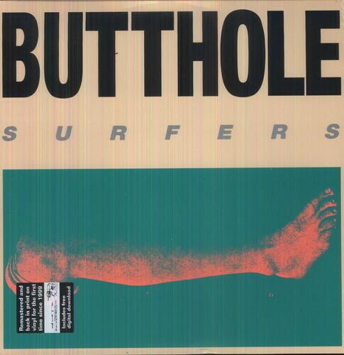 Butthole Surfers / Rembrandt Pussyhorse