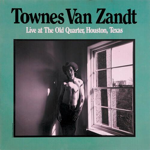 Townes van Zandt / Live at the Old Quarter