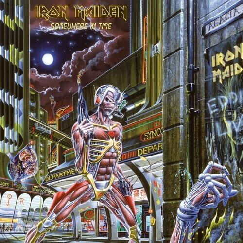 Iron Maiden / Somewhere In (Import)