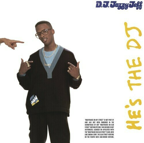 DJ Jazzy Jeff / He's The DJ
