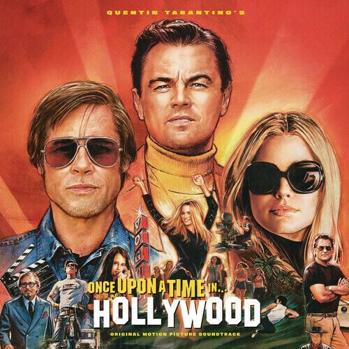 Quintin Tarantino's Once Upon A Time In Hollywood OST