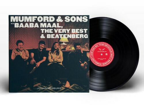 Mumford & Sons / Johannesburg