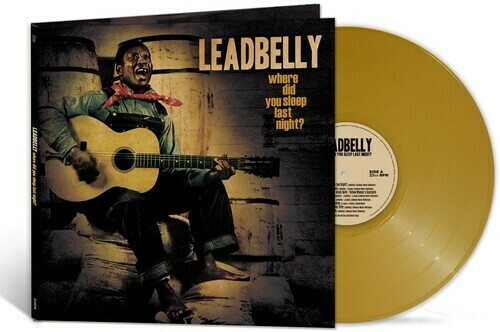 Leadbelly / Where Did You