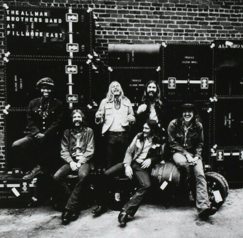 The Allman Brothers / Live At Filmore Reissue