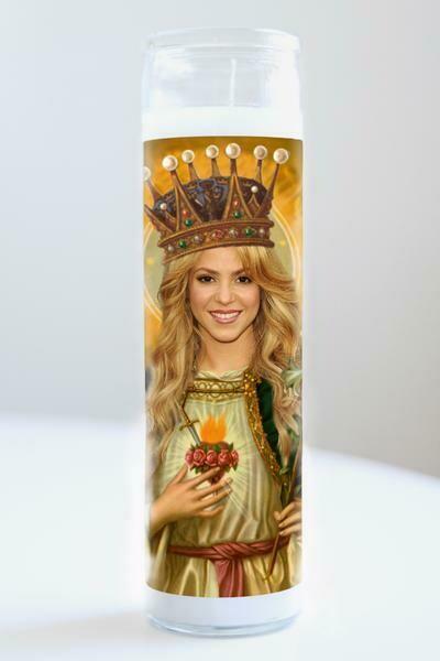 Illuminidol Shakira