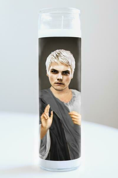 Illuminidol Gerard Way