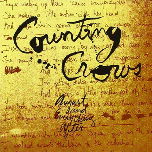 Counting Crows / August And Everything...