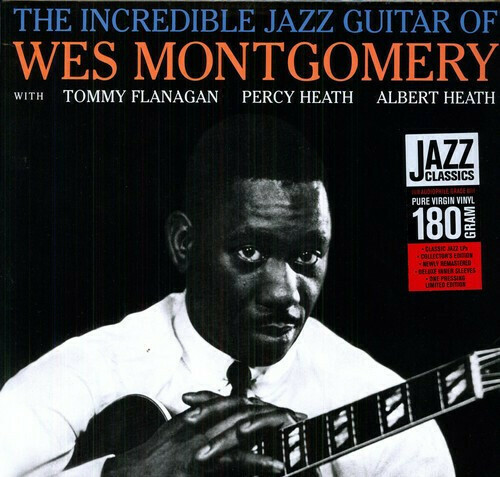 Wes Montgomery / Incredible