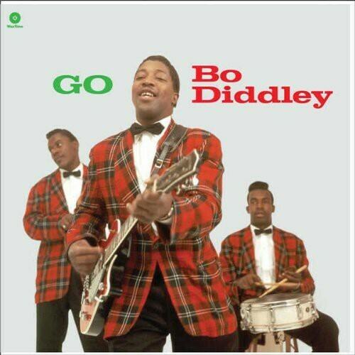 Bo Diddley / Go Bo Diddley