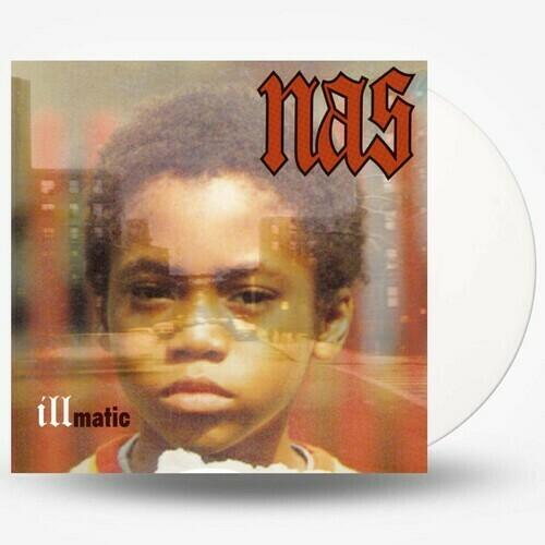 Nas / Illmatic (Clear Vinyl Import)