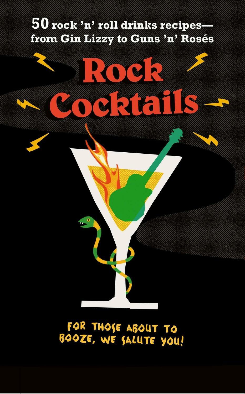 Rock Cocktails Book