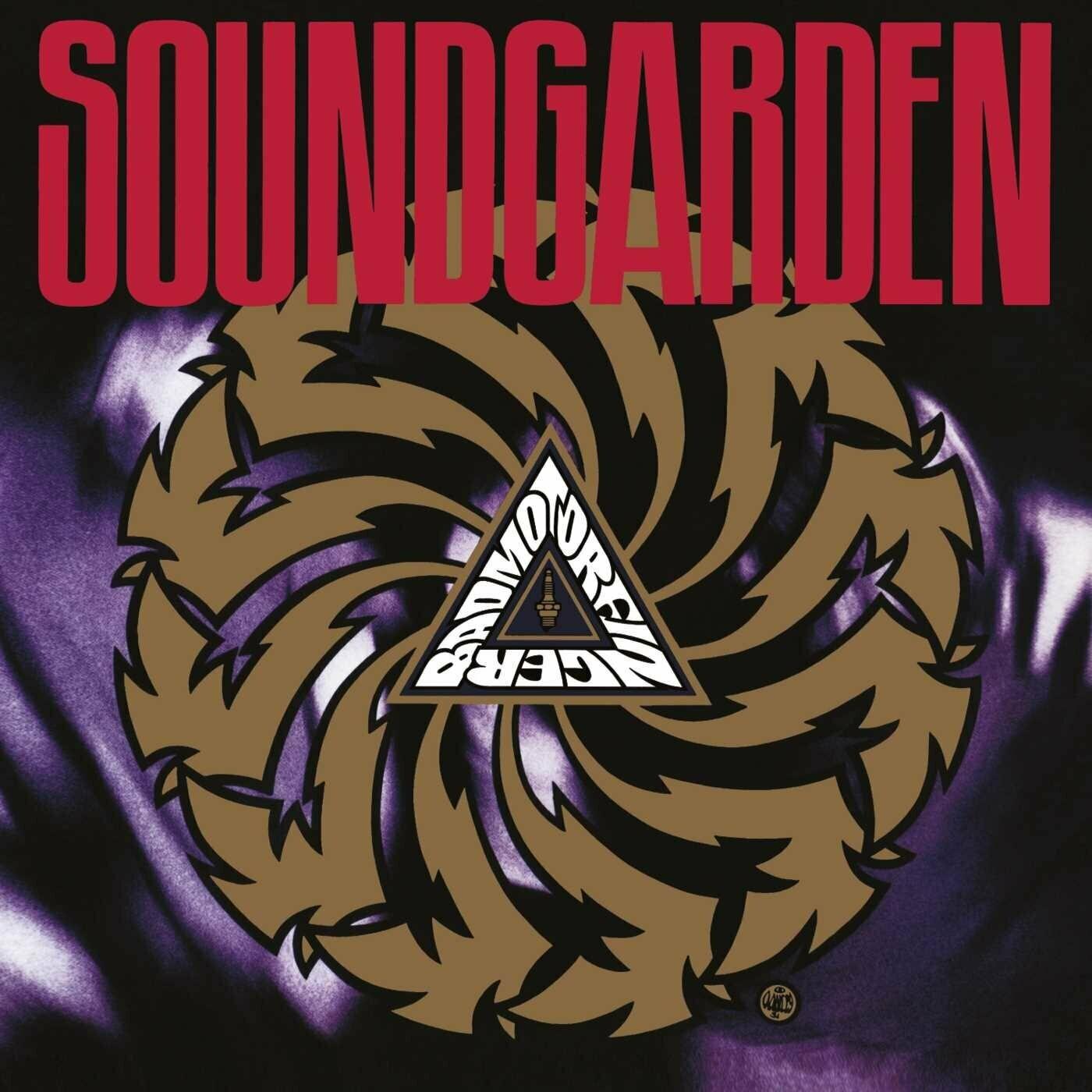 Soundgarden / Badmotorfinger (Import)