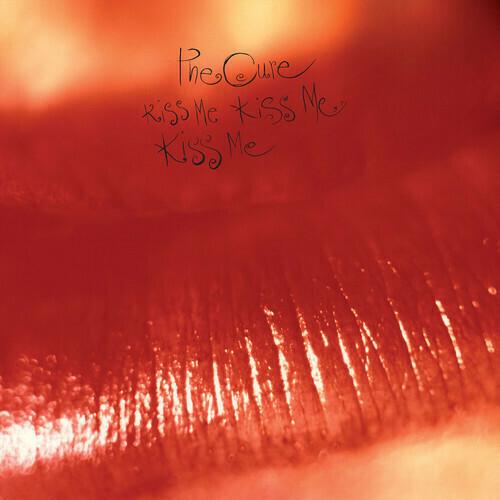 The Cure / Kiss Me Kiss Me