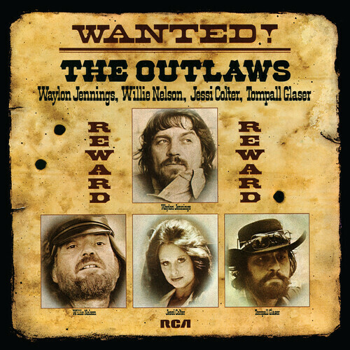 Waylon Jennings / Wanted: The Outlaws