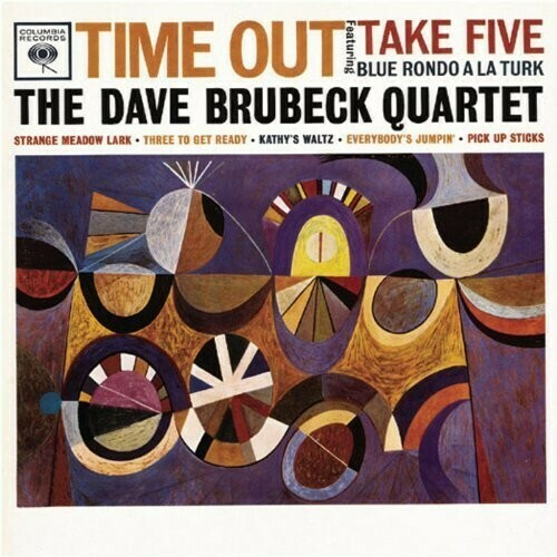 Dave Brubeck / Time Out (Import)
