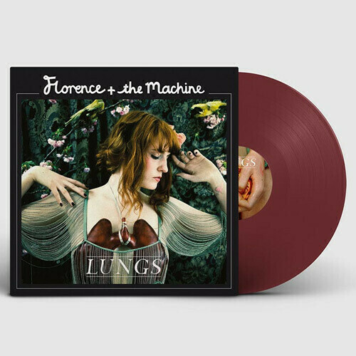 Florence And The Machine / Lungs (Red Vinyl)