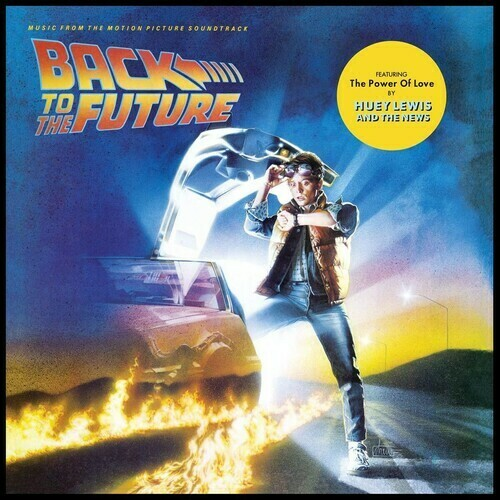 Back To The Future OST Reissue
