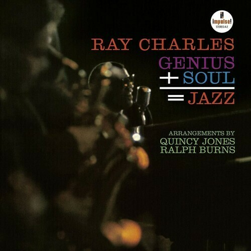 Ray Charles / Genius + Soul Reissue