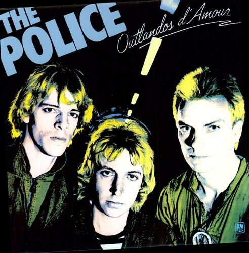 The Police / Outlandos D'Amour (Import)