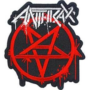 Anthrax Masters Patch