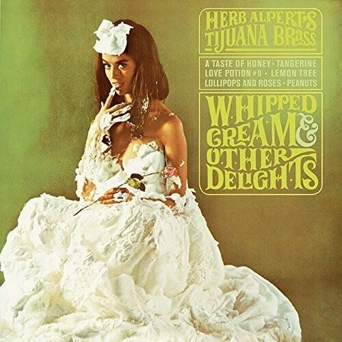 Herb Alpert / Whipped Cream Reissue