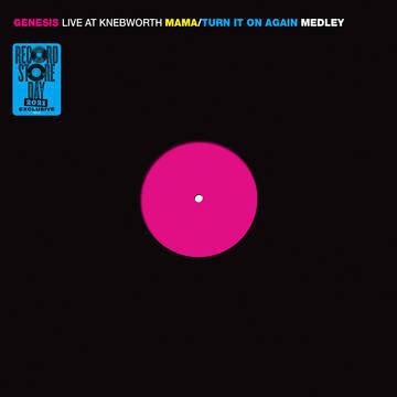 RSD21 Genesis / Live At Knebwoth