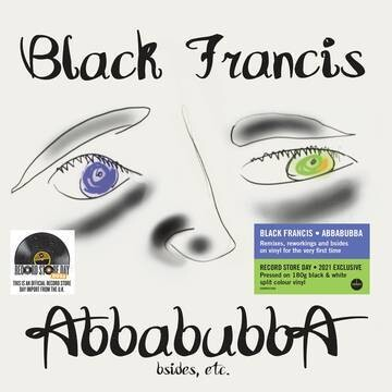 RSD21 Black Frances / Abbabubba