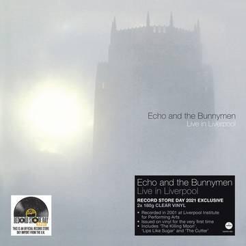 RSD21 Echo & The Bunnymen / Live