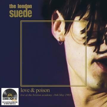 RSD21 London Suede / Love & Poison