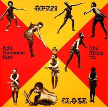 RSD21 Fela Kuti / Open & Close