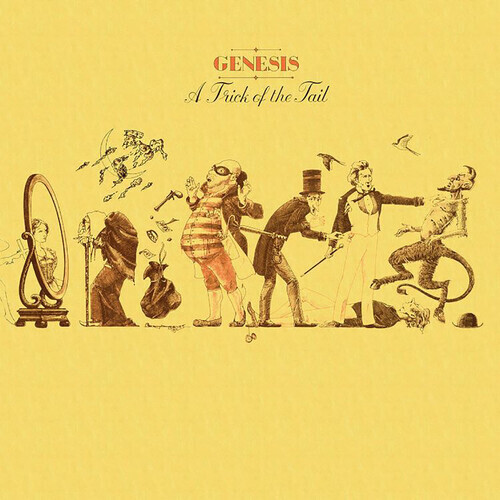 Genesis / Trick Of The Tail SYEOR