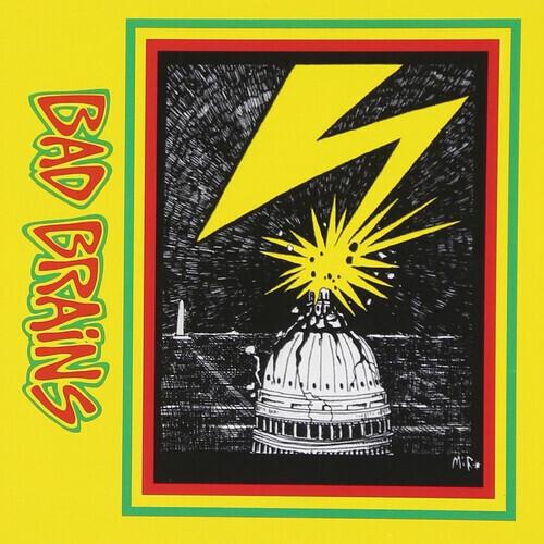 Bad Brains / Self Titled Reissue