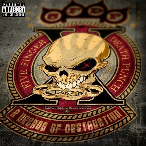 Five Finger Death Punch / A Decade