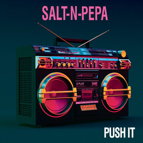 Salt-N-Pepa / Push It
