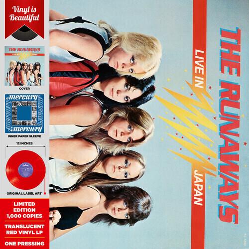 Runaways / Live In Japan