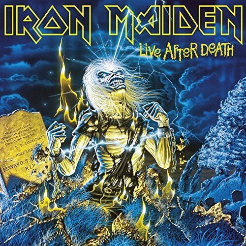 Iron Maiden / Live After Death (Import)