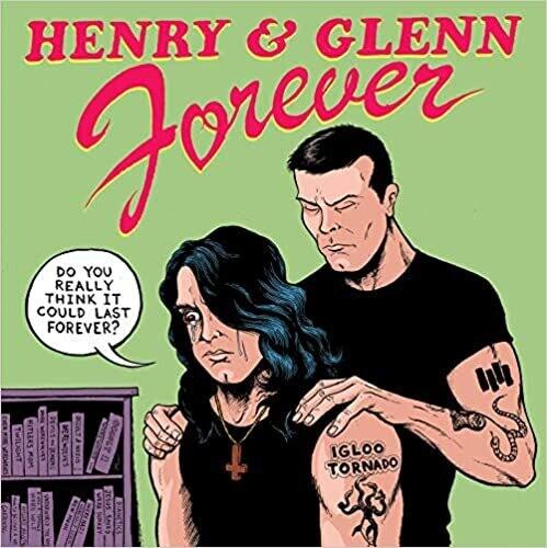 Henry And Glenn Forever Book