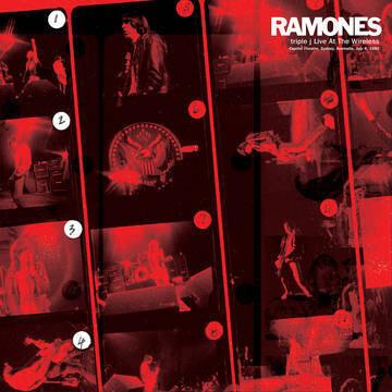 RSD21B Ramones / Triple J Live