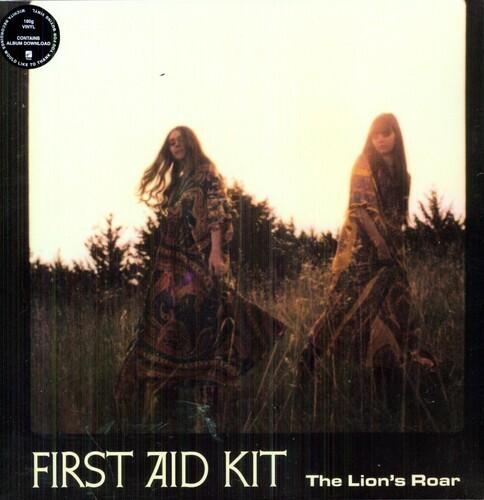 First Aid Kit Lion's Roar
