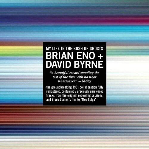 Eno + Byrne / My Life In The Bush Reissue