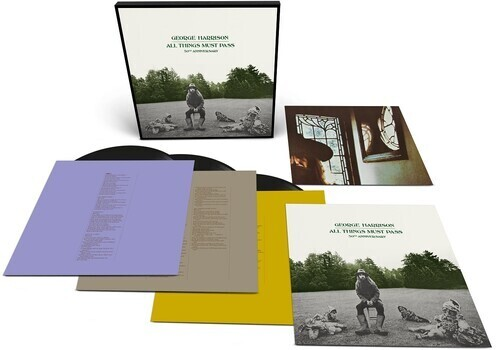George Harrison / All Things Must Pass Reissue