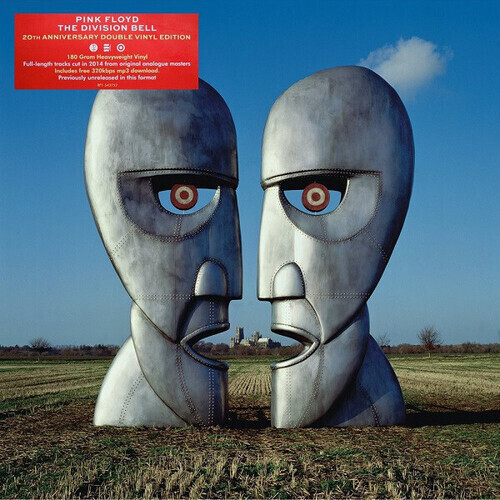 Pink Floyd / Division Bell (Import)