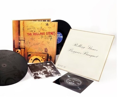 Rolling Stones / Beggars Banquet Reissue (Import)