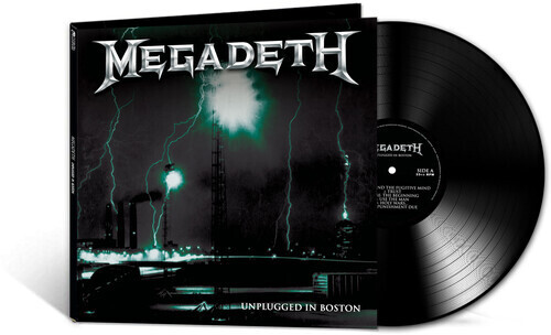 Megadeth / Unplugged In Boston