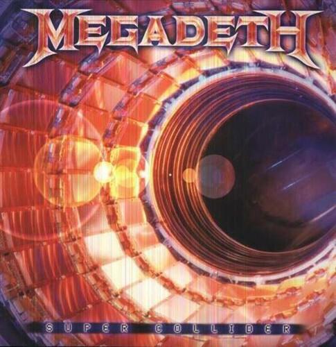 Megadeth / Super Collider