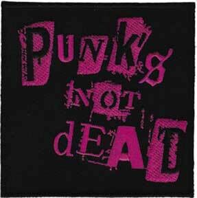 Punk's Not Dead Patch