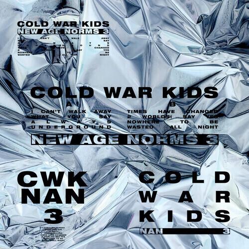 Cold War Kids / New Age Normal PRE ORDER