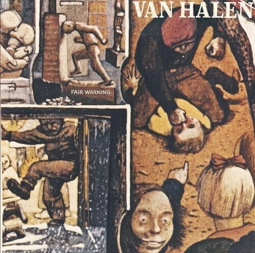 Van Halen / Fair Warning Reissue